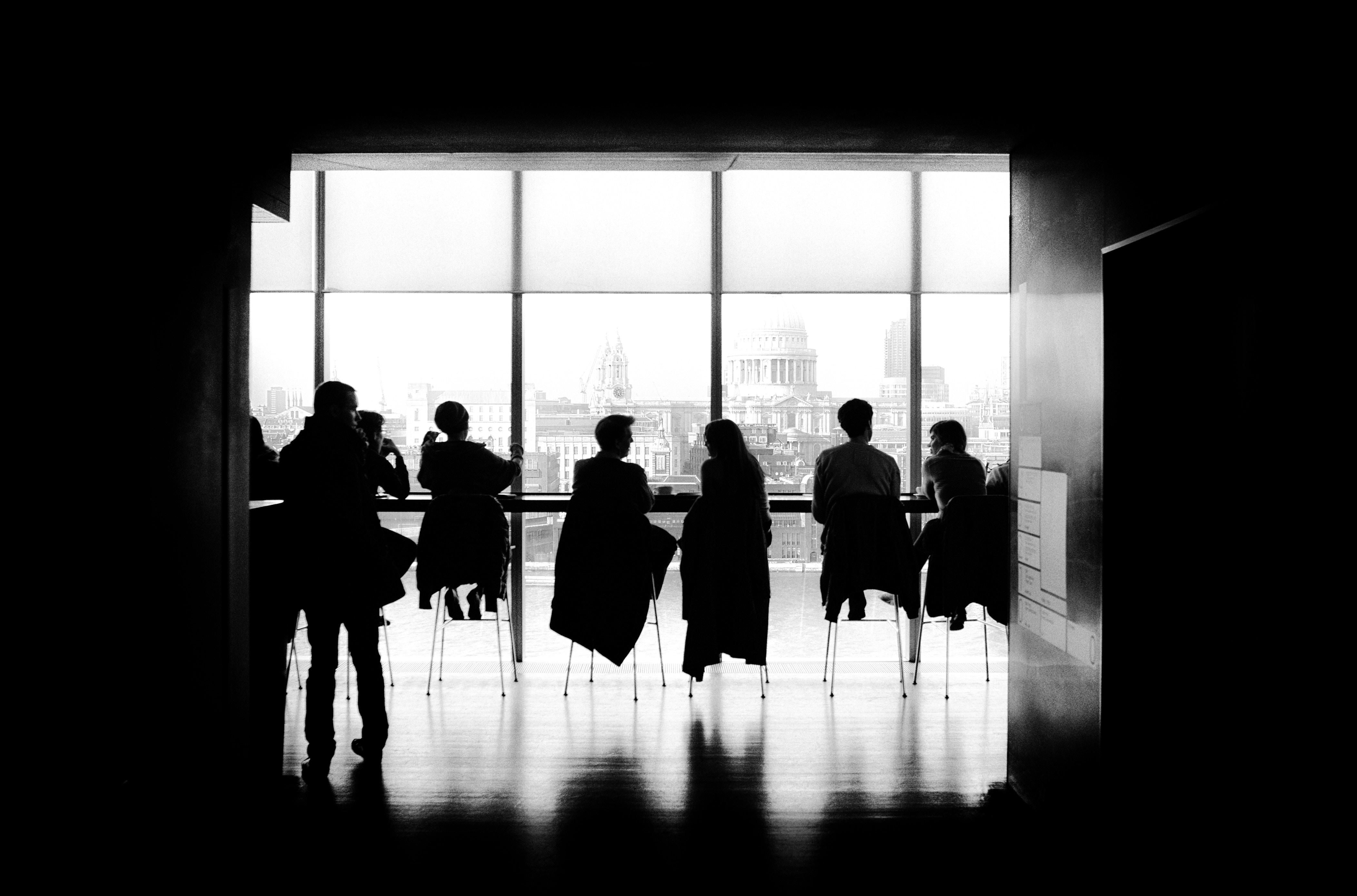 The diversity of meeting participants
