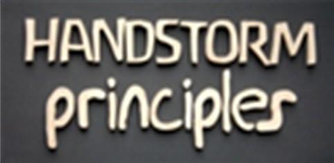 Waarom Handstorm-principes voor ontwerpleiders nuttig zijn